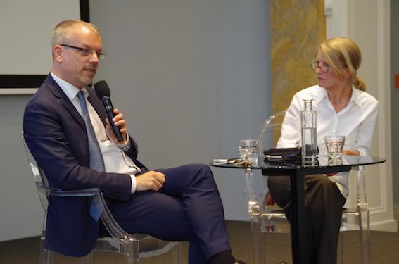 Neue Impulse – die Kunsthalle im Aufbruch?, Prof. Dr. Christoph Vogtherr im Gespräch mit Dr. Melanie von Bismarck, 2017