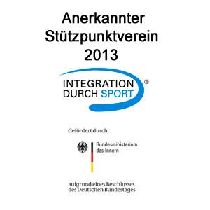 """Nach 2012 darf sich der TV Miesbach Basketball auch im Jahre 2013 Stützpunktverein der Initiative """"INTEGRATION DURCH SPORT"""" nennen. Vor allem die Integration von Asylbewerbern ist fester Bestandteil des geförderten Programms. In Kürze gibt es weitere Hint"""