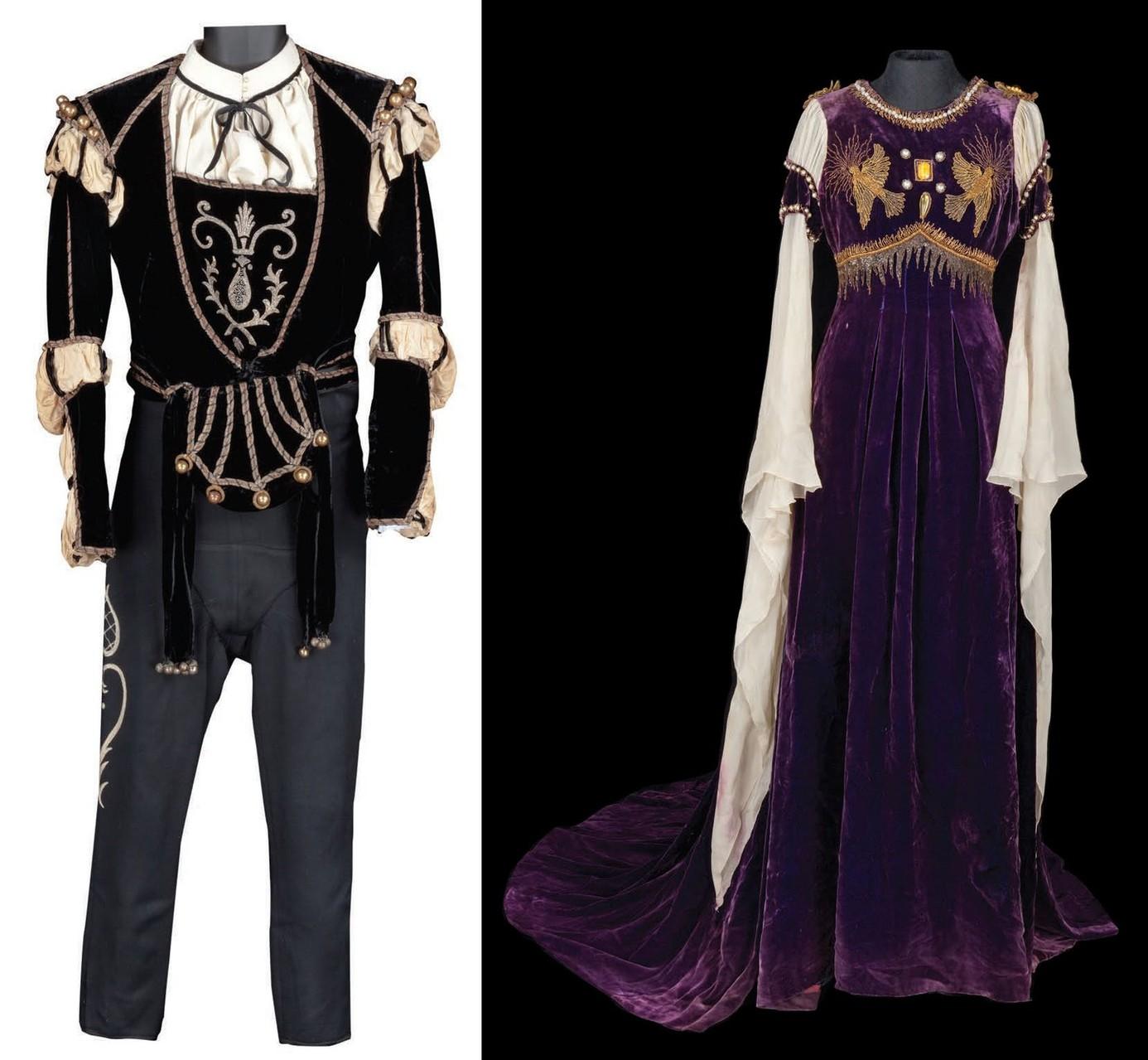 Les costumes de ROMEO ET DE JULIETTE se sont vendus 20 000$ chacun en 2011.