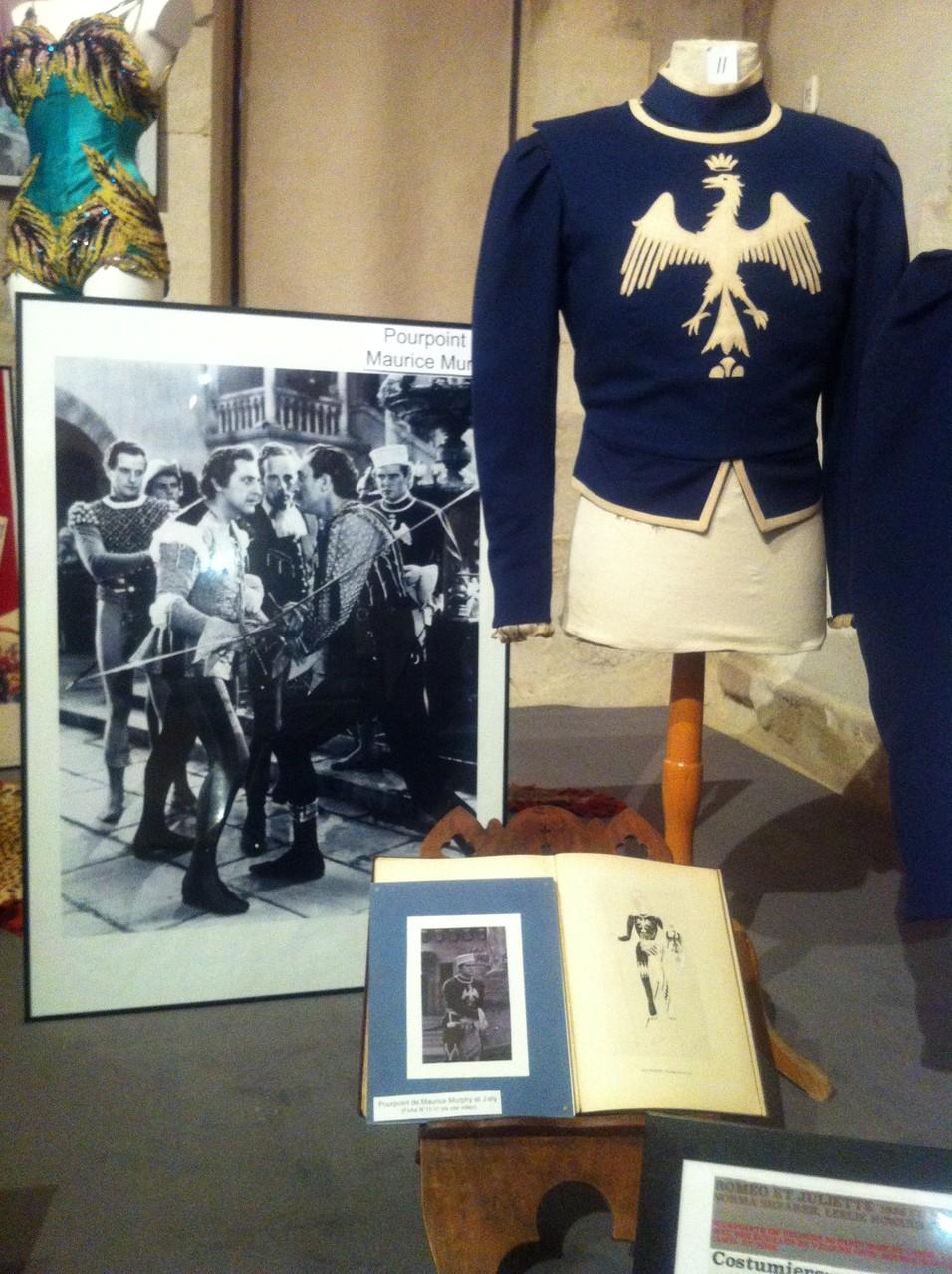 Costume porté par MAURICE MURPHY (Balthazar) dans ROMEO AND JULIET 1936