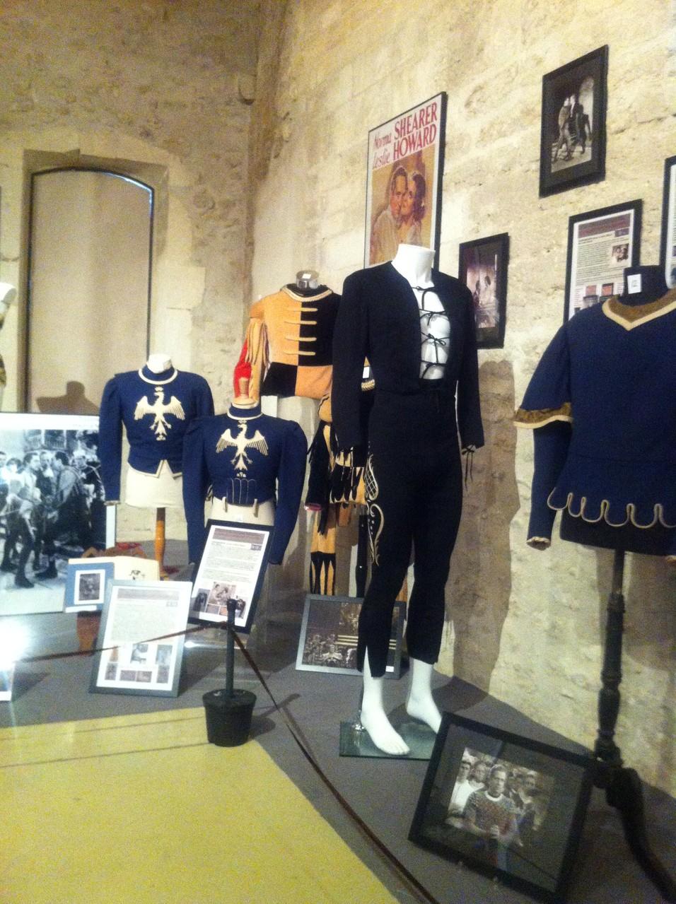 Une collection dans la collection: les costumes du film ROMEO AND JULIET de 1936.