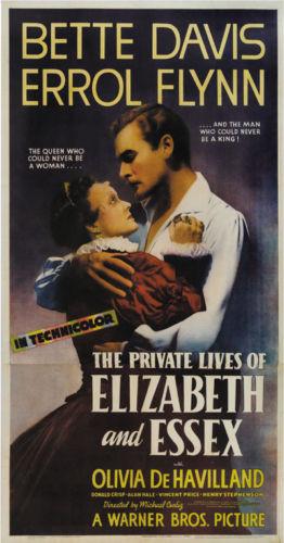 ...il a été ensuite transformé à plusieurs reprises. On l'aperçoit dans THE PRIVATE LIVES OF ELIZABETH AND ESSEX en 1939...