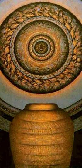Mandala and Jar