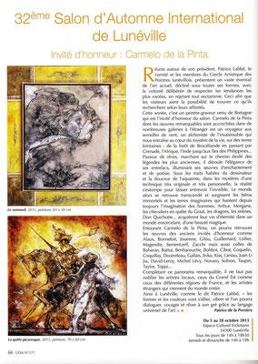 2013_1005 Salon de Lunéville avec les maîtres contemporains
