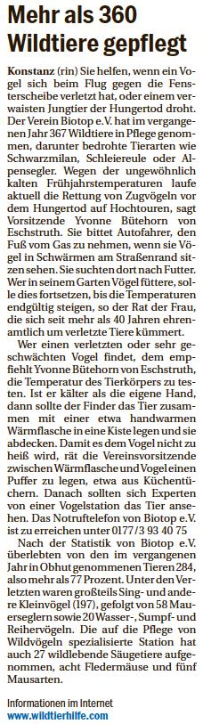 Südkurier 10.04.2013