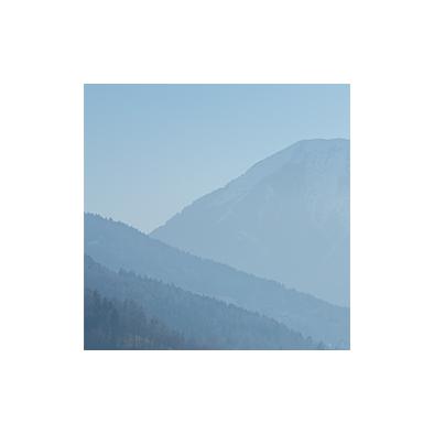 Tegernsee Art Gallery // Blue