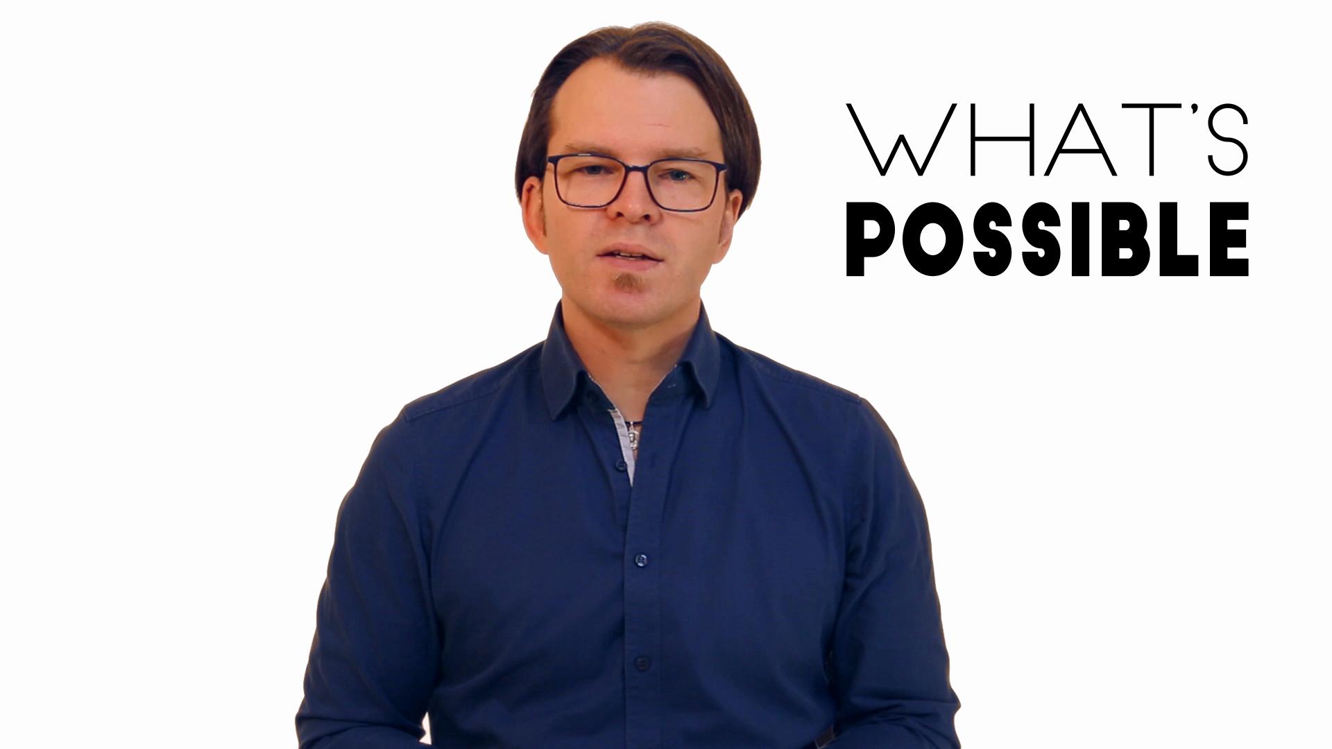 VideoBlog: Was bin ich wert?