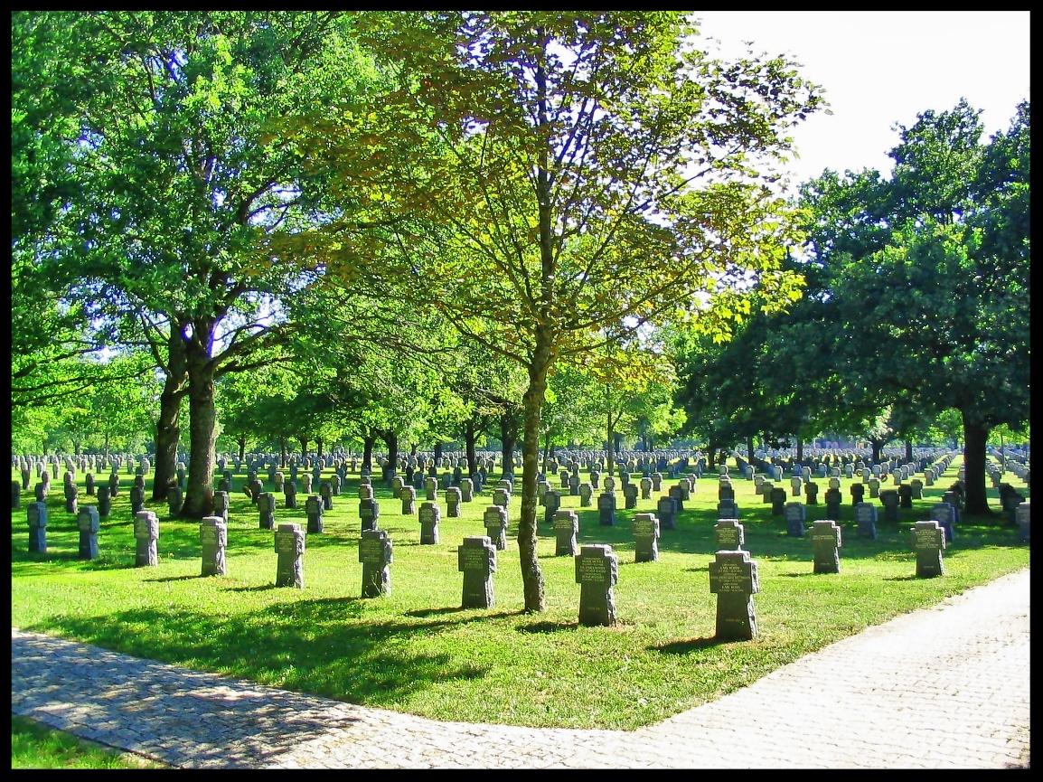 Soldatenfriedhof Andilly, Frankreich