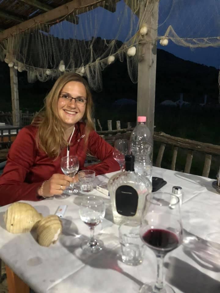 Raki und Wein, das muss gut sein!