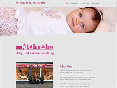 Milchzahn Hamburg