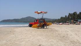 Rundreise nordindien mit baden inGoa