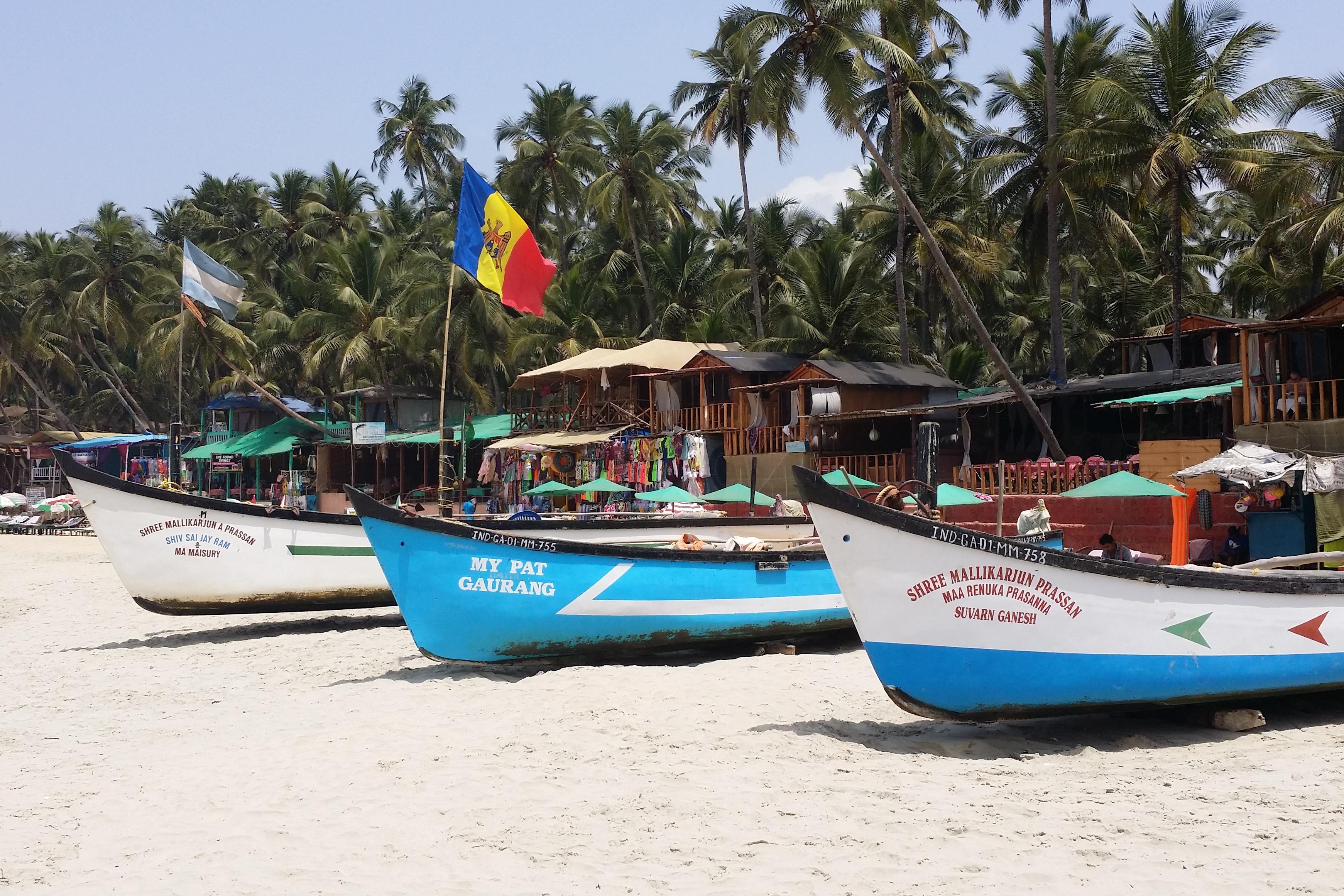 Badeaufenthalt Goa