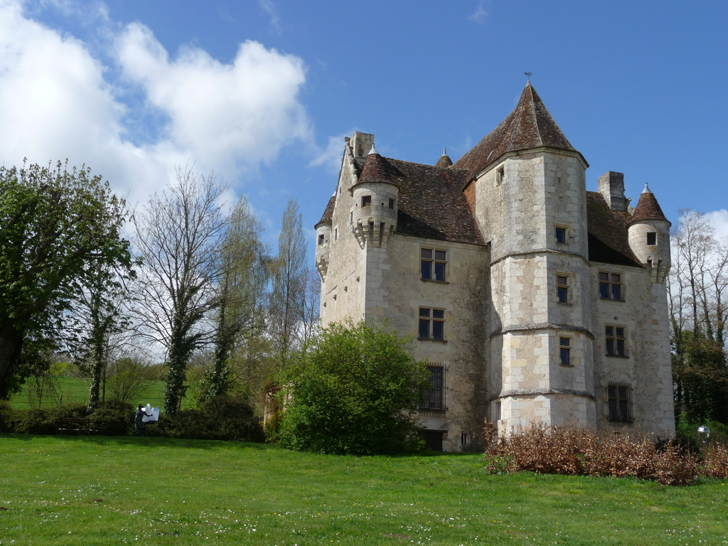 Manoir de Courboyer - Maison du PNR du Perche