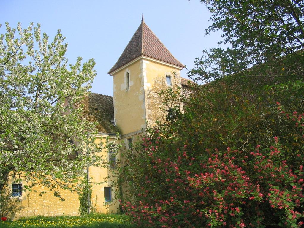 La tour du Boistier
