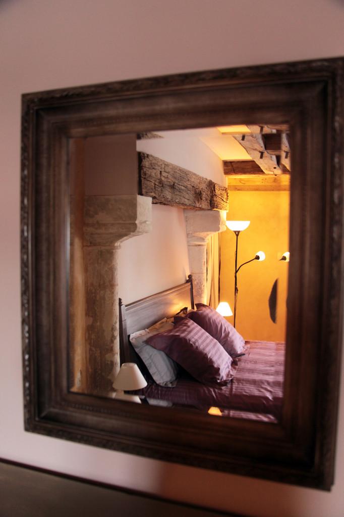 Chambre au trésor - Gite du Boistier - Préaux du Perche