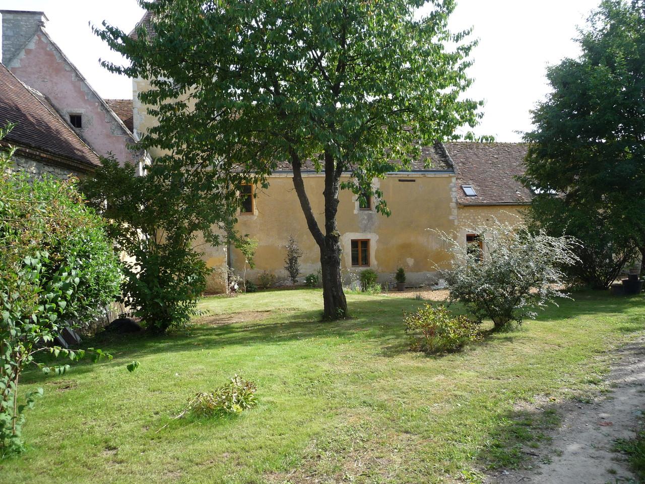 Jardin privatif - Gite du Boistier - Préaux du Perche