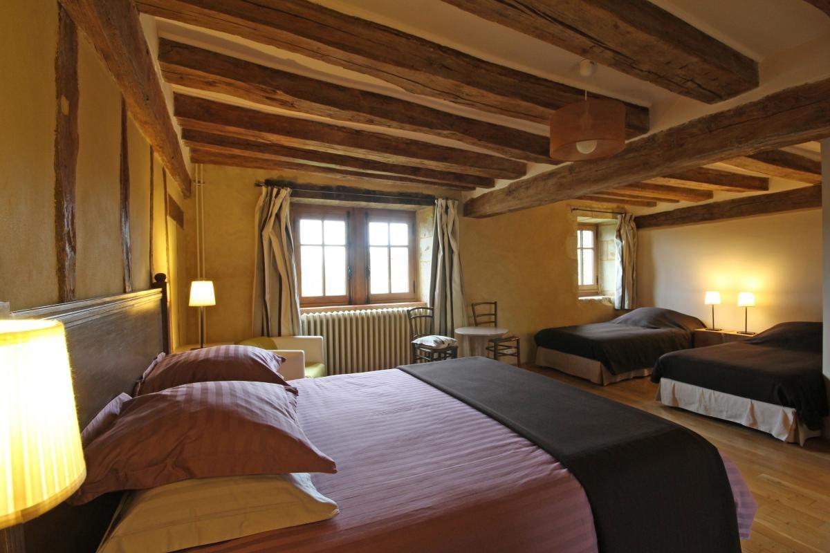 Chambre à la fuie - Gite du Boistier - Préaux du Perche (Gîtes de France)