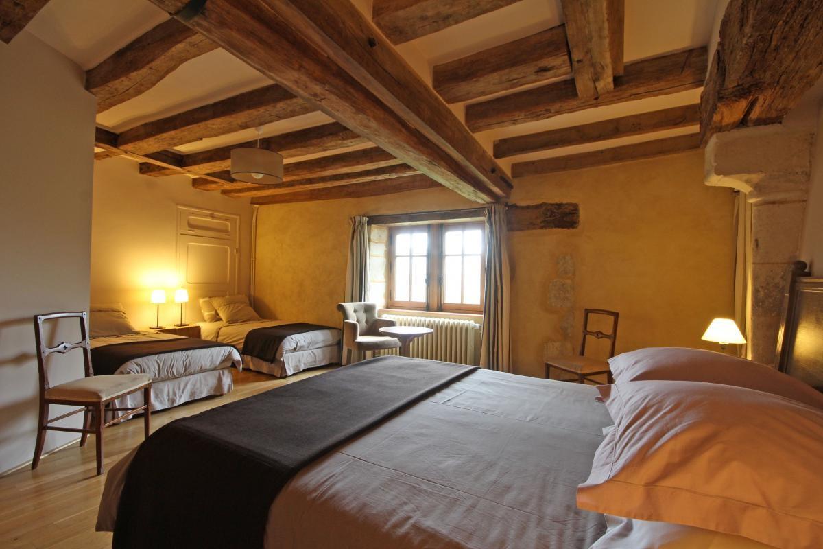 Chambre au trésor - Gite du Boistier - Préaux du Perche (Gîtes de France)