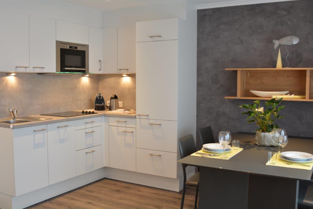Süd-Lounge Küche