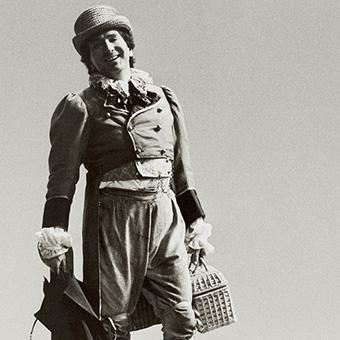 "Heinz Zednik als Wenzel in ""Die verkaufte Braut"" (Foto@Theatermuseum)"