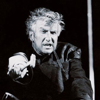 """Heinz Zednik als Mime in """"Siegfried"""" / Foto @ Bayreuther Festspiele"""