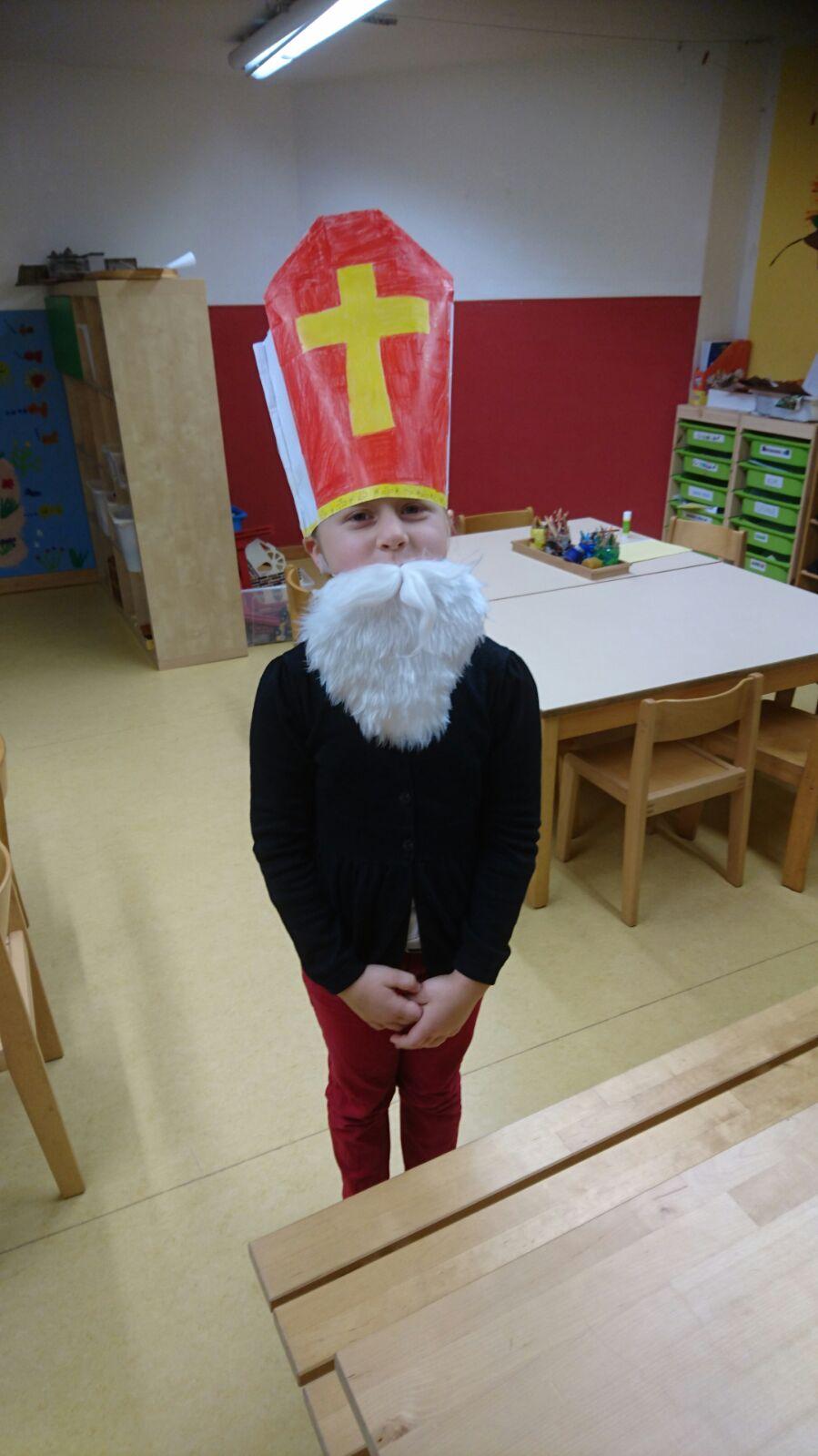 Der Nikolaus ist hier...