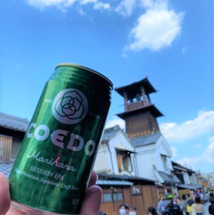 埼玉の「COEDOビール」をビール自販機で|エスポアしみず様の導入事例