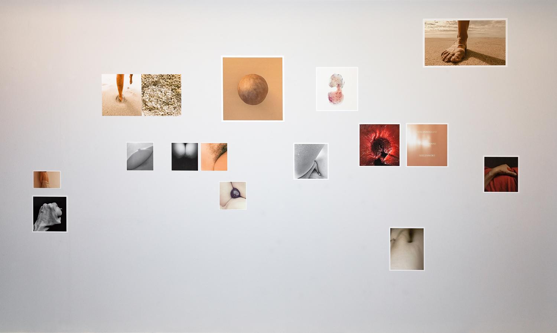Gabriele Schettler, mare meum infinitum, 2019 - Installationsansicht