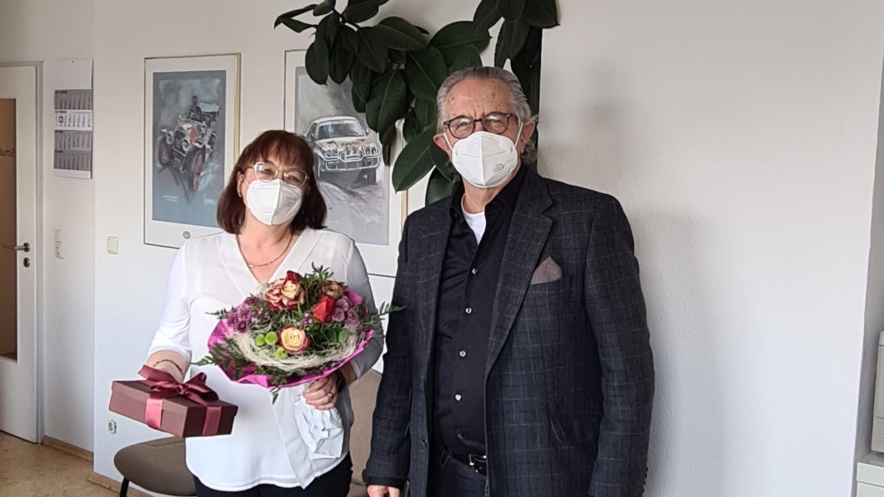 Sebastian Vogl gratuliert zum 65. Geburtstag