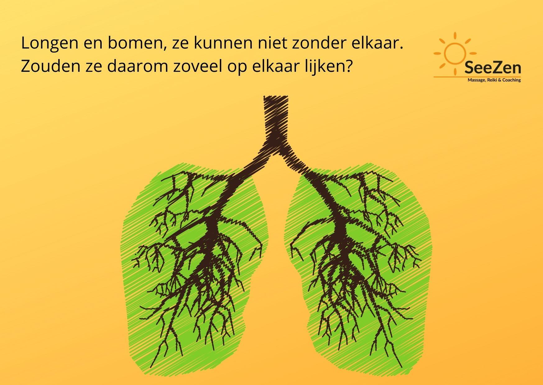 Ademen is leven, leven is ademen