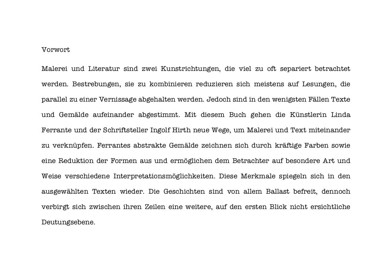 "Buch ""Abstraktionen"" Linda Ferrante - abstrakte Malerei"