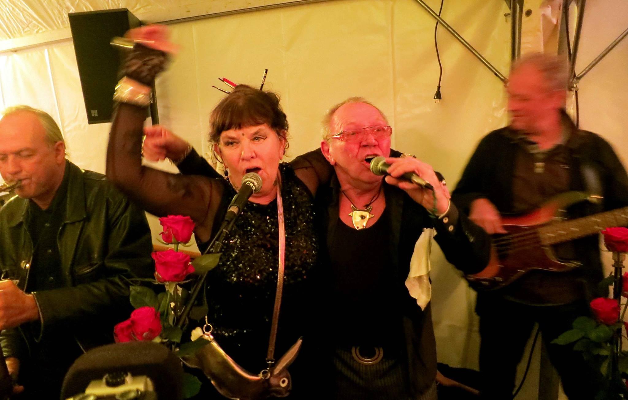 Marianne Kohn - Party 70. Geburtstag