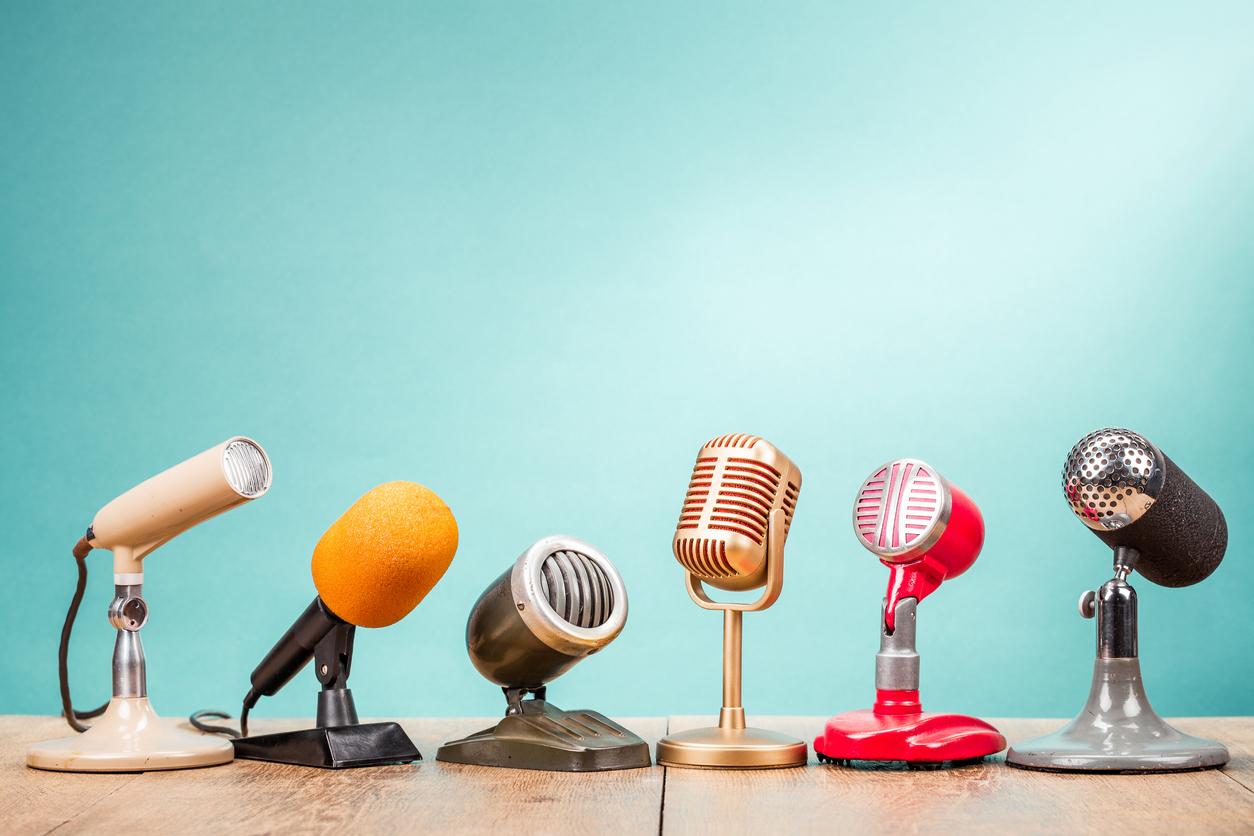 Met welke stem spreek jij je luisteraars toe?