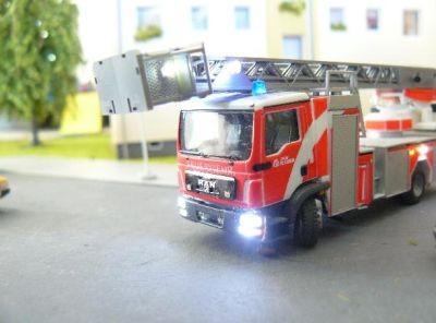 Drehleiter der Dohnsberger Feuerwehr