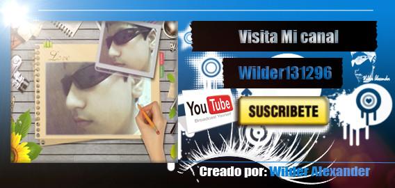 Visita mi Canal de YouTube