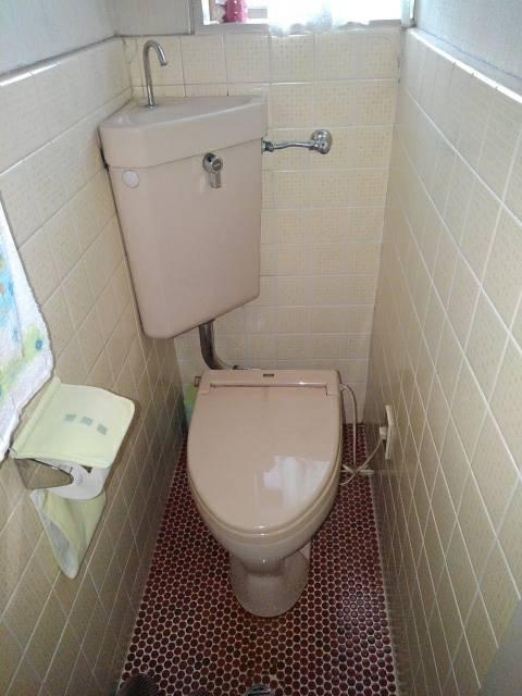 トイレのリフォームは住まいの総合病院