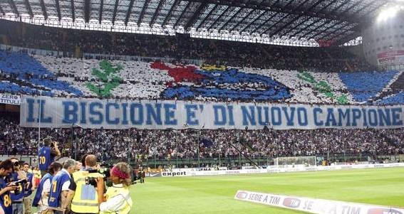 Inter campione d' Italia 2009