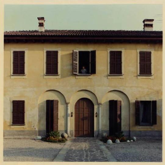 Prevostina, cortile interno Largo Galluzzi - Via Roma (2014)