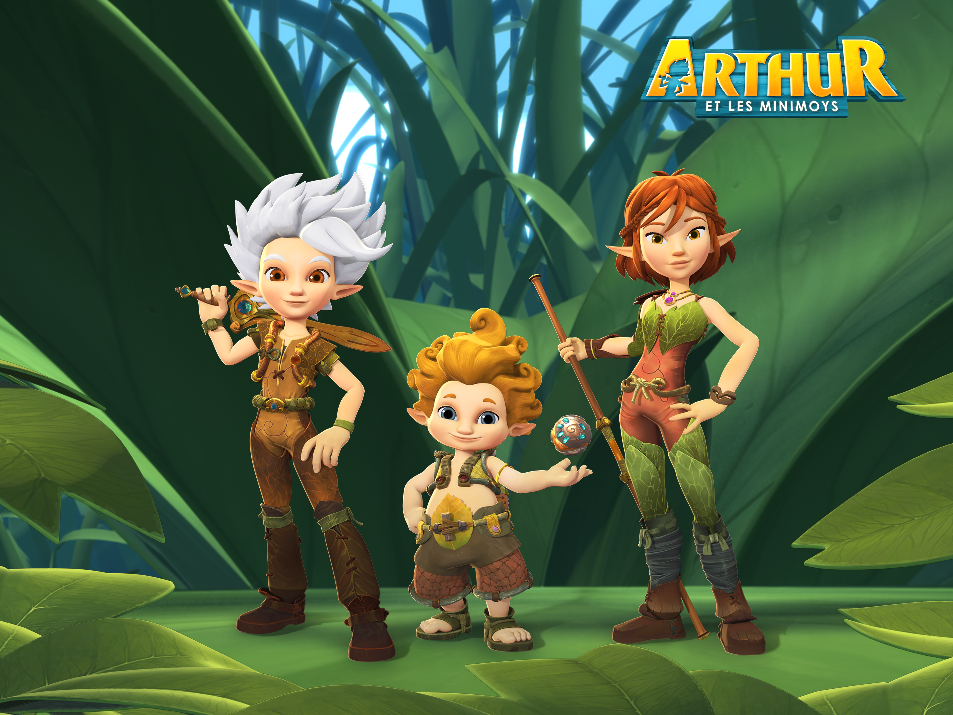 Arthur and the Minimoys - Studio 100 Animation