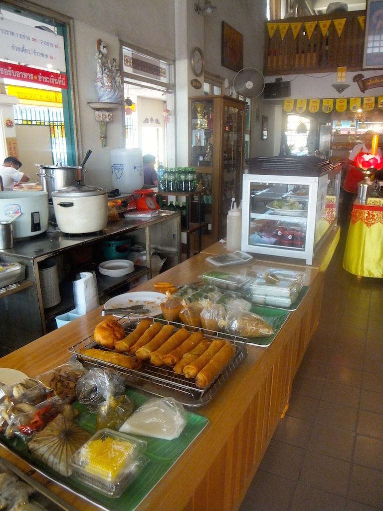 Vegetarian Food Ratsamitham Foundation Chiang mai