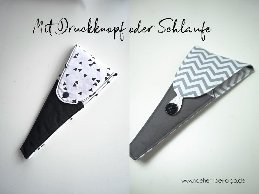 Scherentasche oder Scherenetui. Kostenloses Schnittmuster aus meiner Nähschule in Bad Salzuflen. www.naehen-bei-olga.de