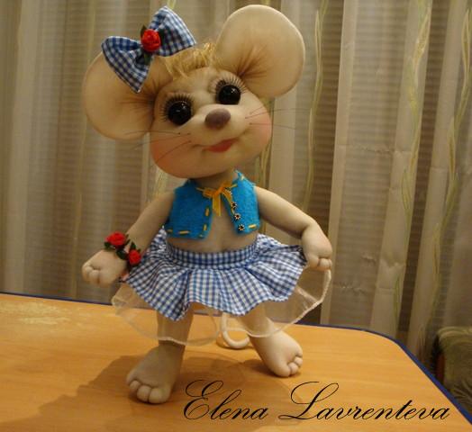мышка Кнопа