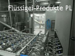 Flüssigei-Aufschlagmaschine in Polen • Quelle: Bild des Produzenten