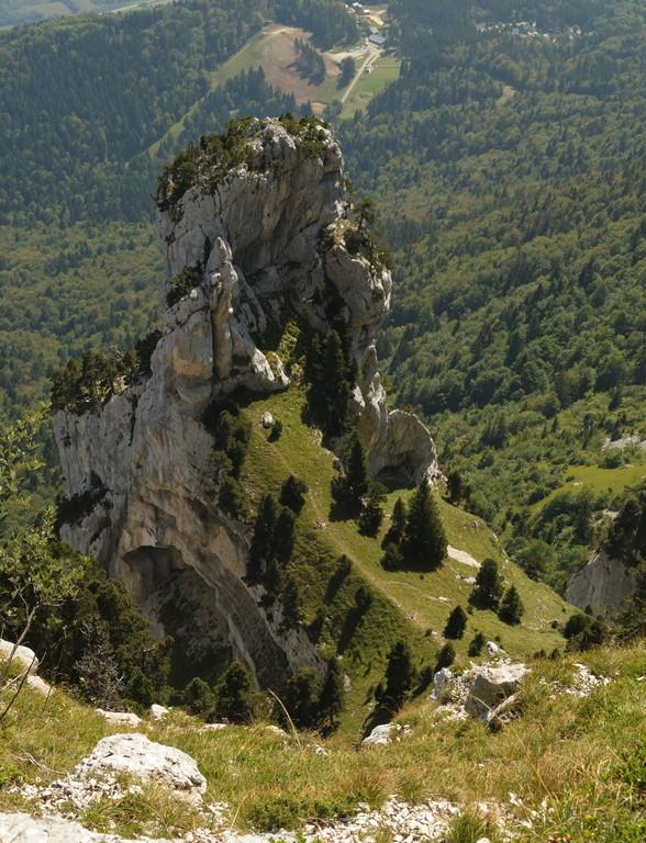 La fameuse Arche du Chartreuse