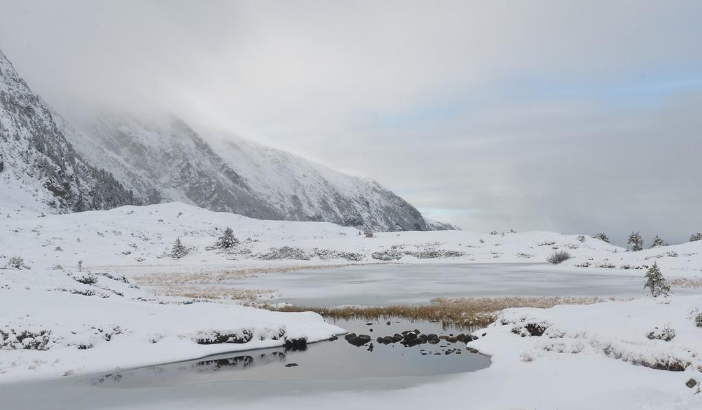 Lac Fourchu