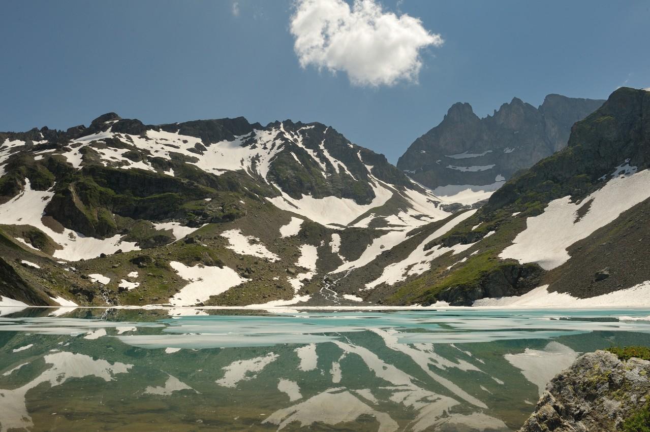 Lac Blanc - Belledonne