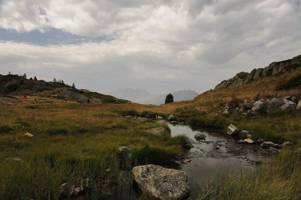 Lac Carrelet