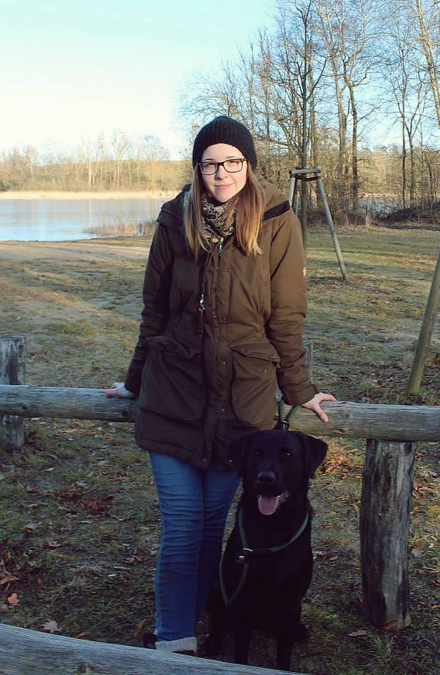 Stephanie und Murphy (Feber 2014)