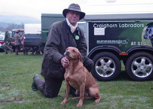 FTCH  Craighorn Bracken (Winner IGL 2001)