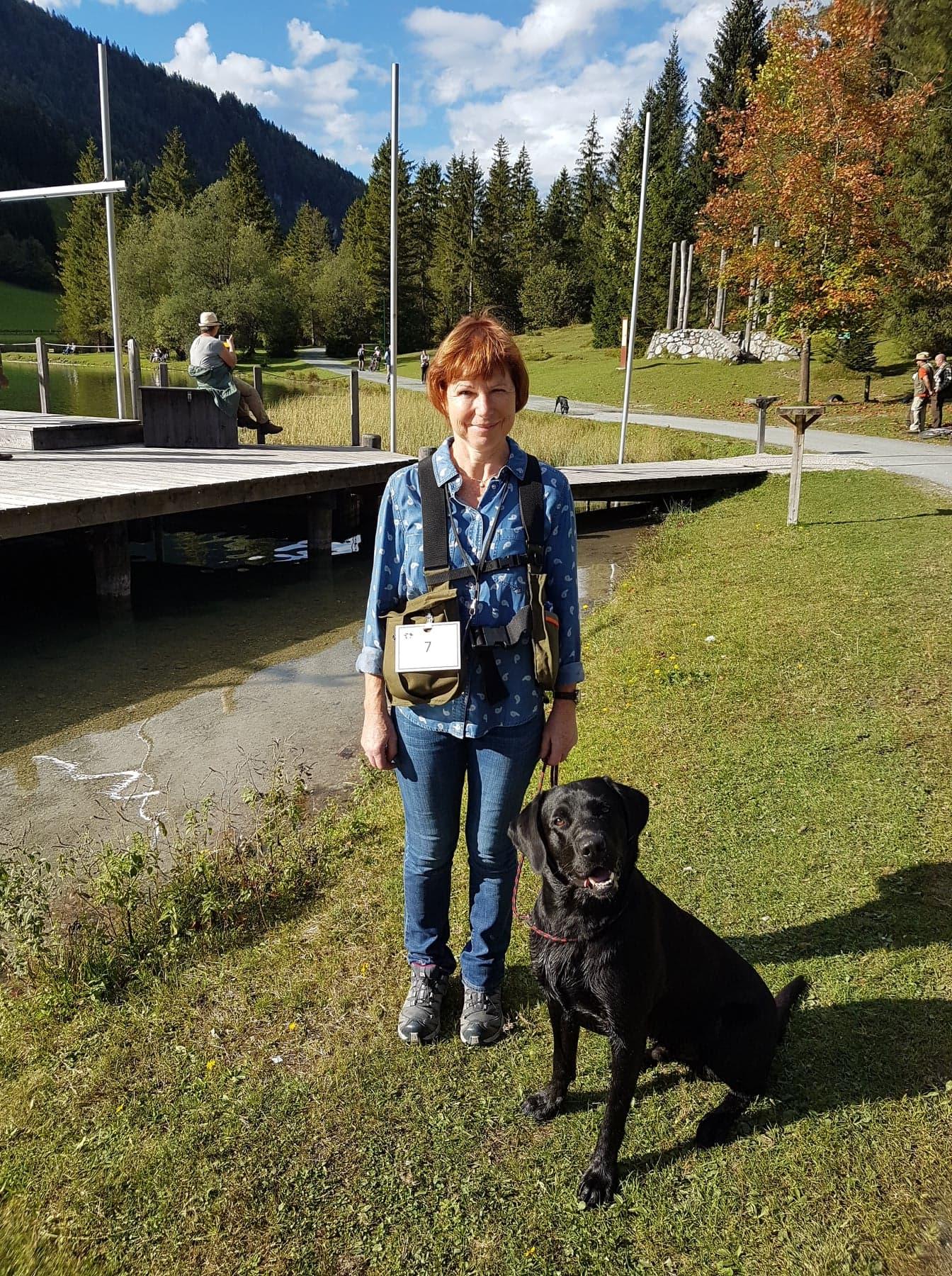 Regina und Cooper die Sieger des WT Newcomer am Pillersee